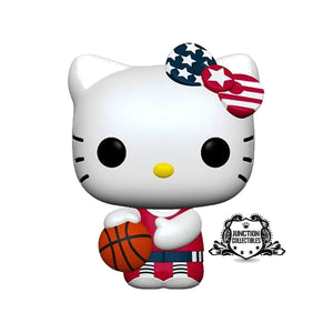 Funko Pop! Hello Kitty Team USA Basketball Vinyl Figure