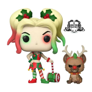 Funko Pop! Holiday Harley Quinn Vinyl Figure