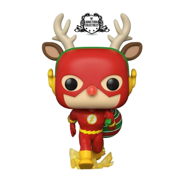 Funko Pop! Holiday Rudolph Flash Vinyl Figure