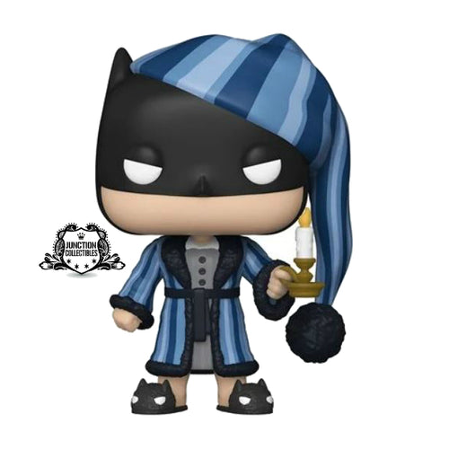 Funko Pop! Holiday Scrooge Batman Vinyl Figure