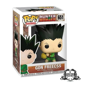 Funko Pop! Hunter x Hunter Gon Freecs Vinyl Figure
