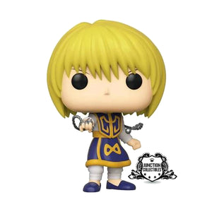 Funko Pop! Hunter x Hunter Kurapika Vinyl Figure