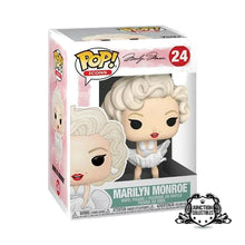 Funko Pop! Marilyn Monroe (White Dress) Vinyl Figure