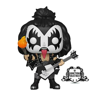 Funko Pop! KISS The Demon Vinyl Figure