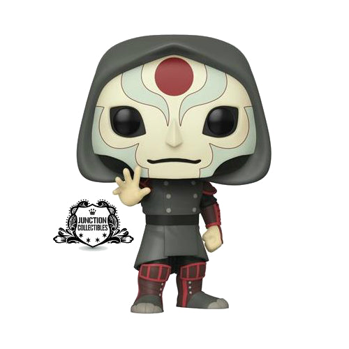 Funko Pop! Legends of Korra Amon Vinyl Figure
