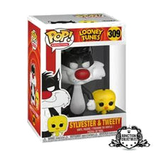 Funko Pop! Looney Tunes Sylvester & Tweety Vinyl Figure