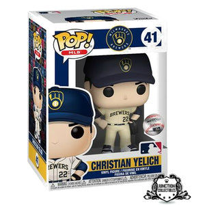 Funko Pop! MLB Christian Yelich Vinyl Figure