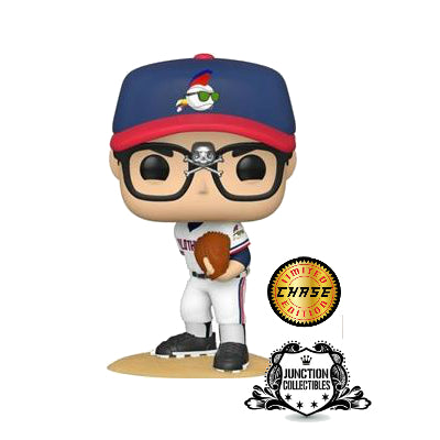 Funko Pop! Major League Rick Vaughn (Chase) Vinyl Figure
