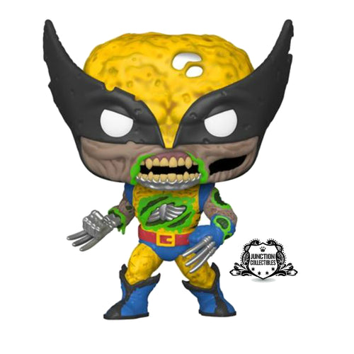 Funko Pop! Marvel Zombies Wolverine Vinyl Figure