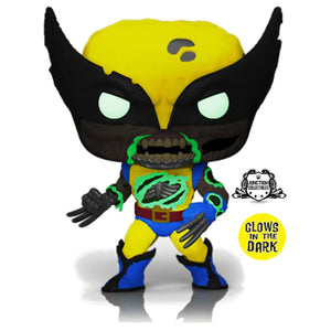Funko Pop! Marvel Zombies Wolverine (Entertainment Earth Exclusive) Vinyl Figure