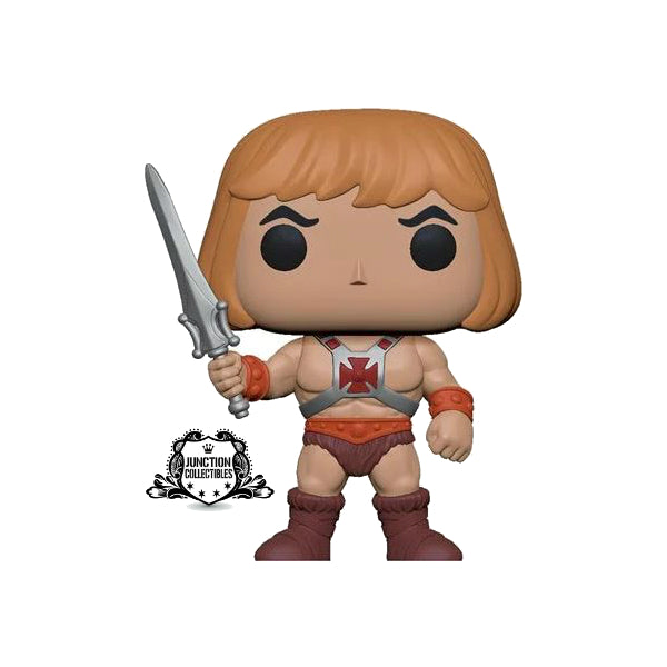 Funko Pop! Masters of the Universe He-Man Vinyl Figure