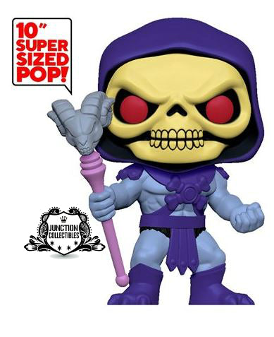Funko Pop! Masters of the Universe Skeletor 10-Inch Vinyl Figure
