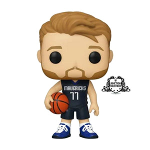 Funko Pop! NBA Luka Doncic (Alternate) Vinyl Figure