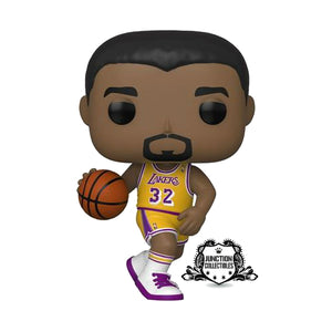 Funko Pop! NBA Earvin 'Magic' Johnson Vinyl Figure