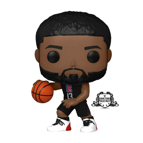 Funko Pop! NBA Paul George (Alternate) Vinyl Figure