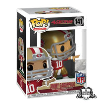 Funko Pop! NFL 141 Jimmy Garappolo Vinyl Figure