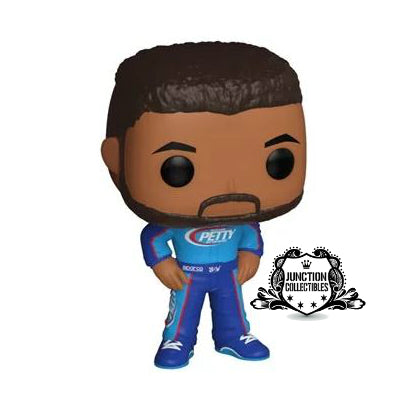 Funko Pop! NASCAR Bubba Wallace Jr. Vinyl Figure
