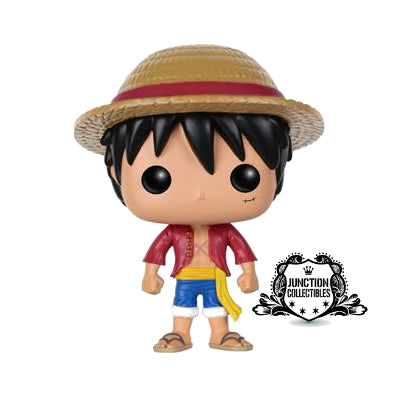 Funko Pop! One Piece Monkey D. Luffy Vinyl Figure