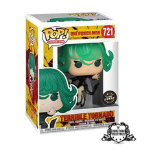 Funko Pop! One Punch Man Terrible Tornado (Chase) Vinyl Figure