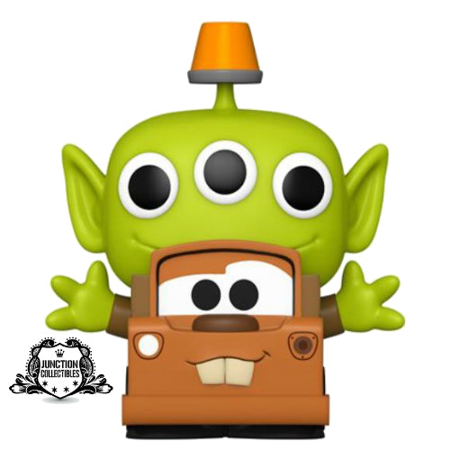 Funko Pop! Pixar 25th Anniversary Alien As Mater Vinyl Figure