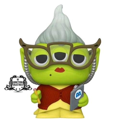 Funko Pop! Pixar 25th Anniversary Alien As Roz Vinyl Figure
