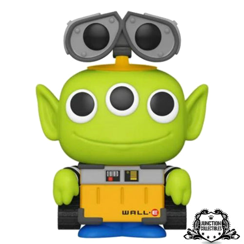 Funko Pop! Pixar 25th Anniversary Alien As Wall-E Vinyl Figure