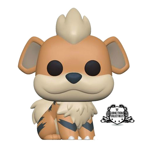 Funko Pop! Pokemon Growlith Vinyl Figure
