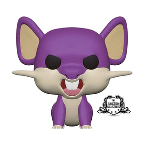Funko Pop! Pokemon Ratatta Vinyl Figure