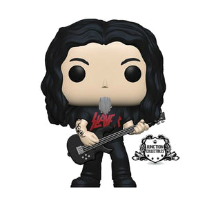 Funko Pop! Slayer - Tom Araya Vinyl Figure