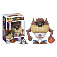 Funko Pop! Space Jam Taz Vinyl Figure