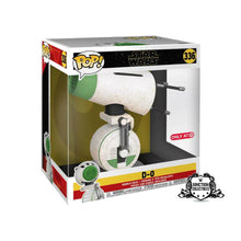 Funko Pop! Star Wars D-O (Target Exclusive) 10-Inch Vinyl Figure