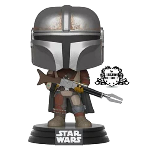 Funko Pop! Star Wars The Mandalorian Vinyl Figure
