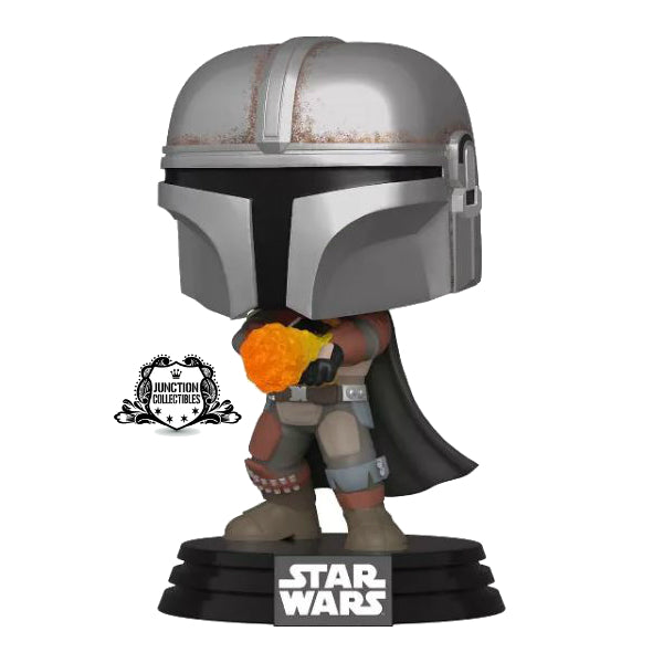 Funko Pop! Star Wars The Mandalorian (Target Exclusive) Vinyl Figure
