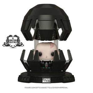 Funko Pop! Star Was Darth Vader In Meditation Vinyl Figure