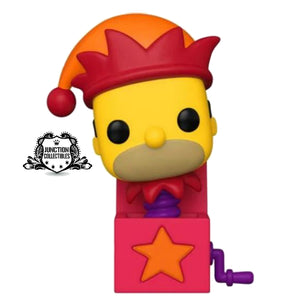 Funko Pop! The Simpsons Homer Jack In The Box Vinyl Figure