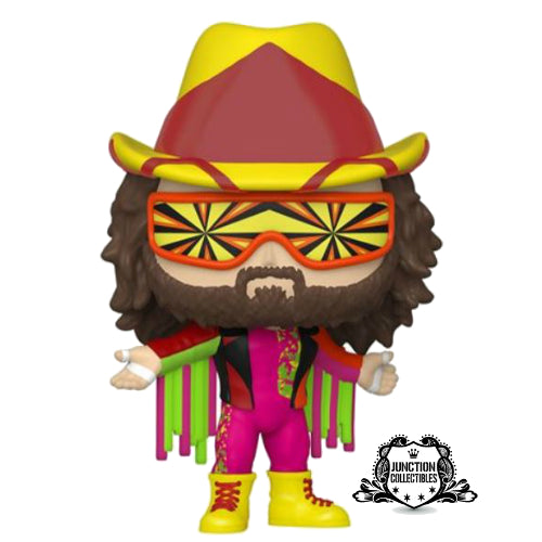 Funko Pop! WWE NWSS Macho Man Randy Savage Vinyl Figure