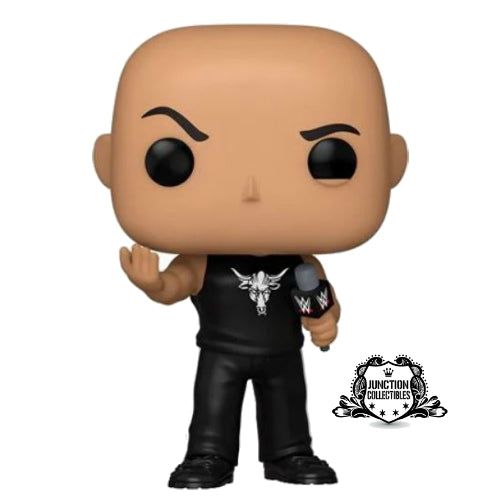 Funko Pop! WWE NWSS The Rock Vinyl Figure