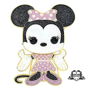 Funko Pop! Disney Minnie Mouse Large Enamel Pin
