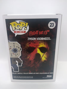 Funko Pop! 8-Bit Horror #23 - Jason Voorhees Vinyl Figure