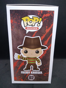 Funko Pop! Movies: Nightmare On Elm Street #02 Freddy Krueger Vinyl Figure