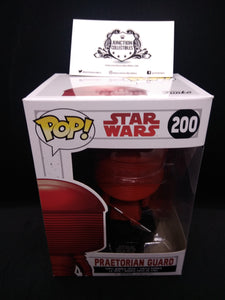 Funko Pop! Star Wars #200 Praetorian Guard Vinyl Figure