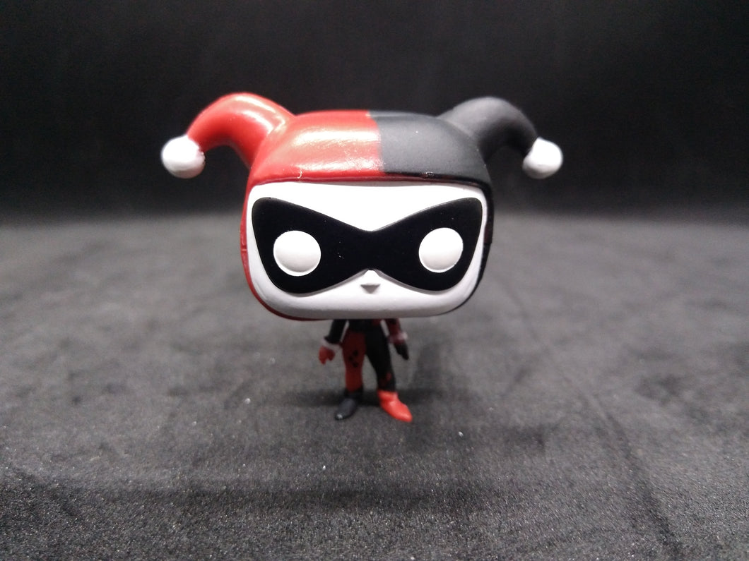 Funko Pocket Pop Keychain BATMAN THE ANIMATED SERIES Mini Figure - Harley Quinn