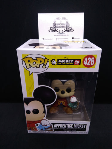 Funko Pop! Mickey's 90th #426 Apprentice Mickey Vinyl Figure