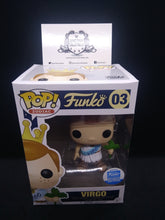 Funko Pop! Zodiac Signs #03 Virgo Vinyl Figure