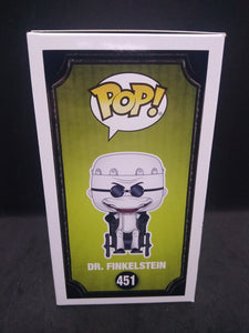 Funko Pop! Nightmare Before Christmas #451 Dr. Finkelstein  Vinyl Figure
