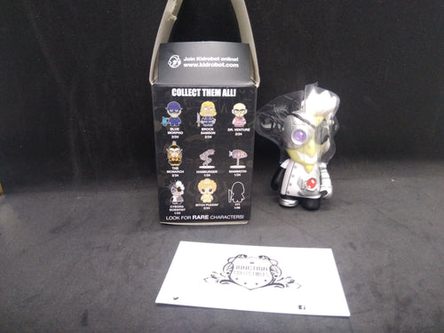 Adult Swim x Kid Robot Vinyl Mini Figure - Cyborg Scientist