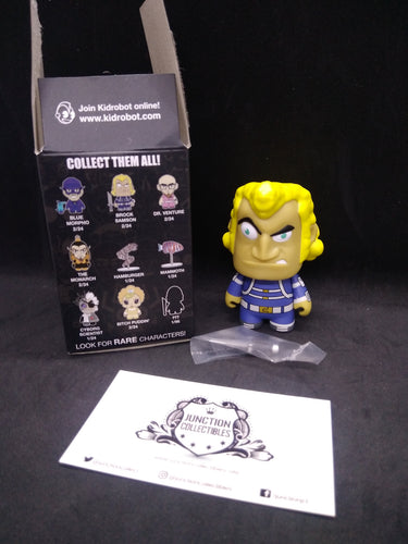 Adult Swim x Kid Robot Vinyl Mini Figure - Brock Sampson