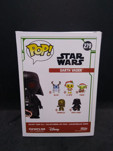 Funko Pop! Holiday Star Wars #279 Darth Vader Vinyl Figure