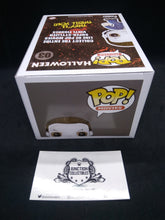 Funko Pop! Halloween Michael Myers Signed by Tony Moran