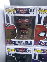 Funko Pop! Spider-Man Into The Spider-Verse Vinyl Figures Complete Set of 7